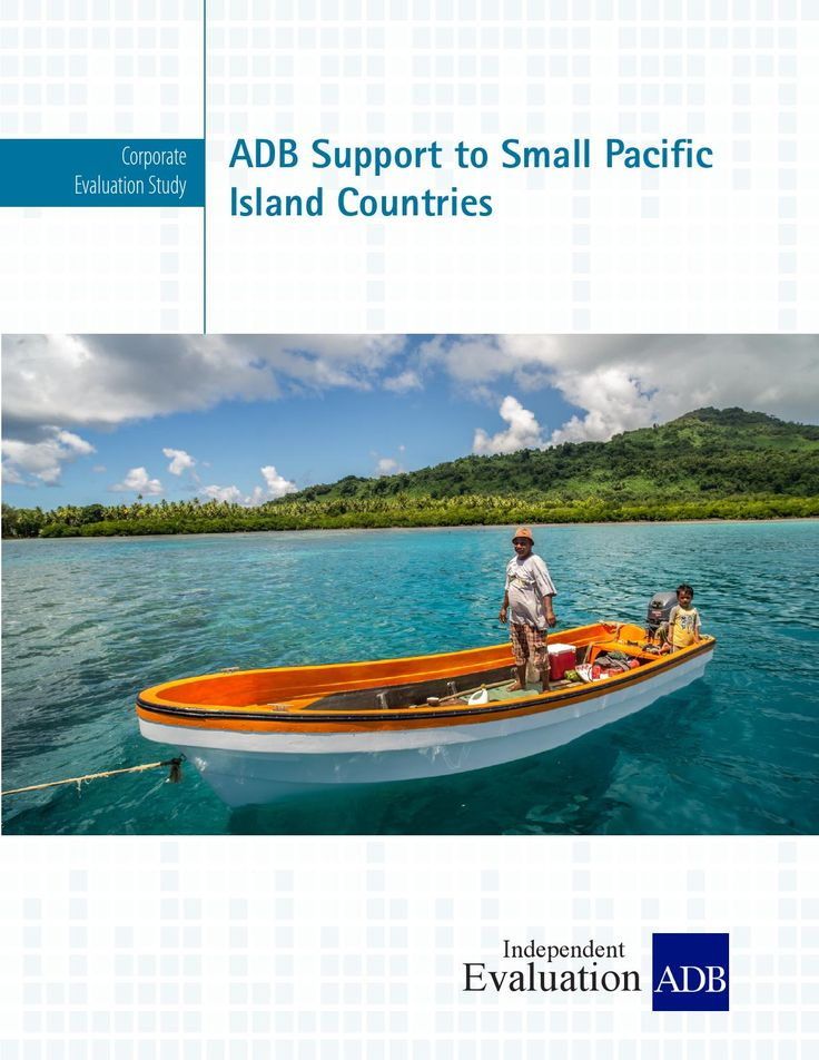 ISSUU - Asian Development Bank Support to Pacific Small Island Countries by Independent Evaluation at Asian Development Bank