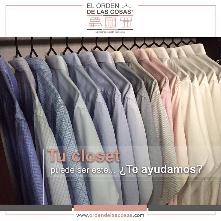 ¿Te gustaría que tu closet luzca de esta manera? ¿Qué esperas? ¡Contáctanos! 📍CDMX 5516855115 info@ordendelascosas.com 📍Monterrey monterrey@ordendelascosas.com Cel. (81) 8366 9690 www.ordendelascosas.com #Orden #ElOrdenDeLasCosas #OrganizadoresProfesionales #Organizar #OrganizarEspacios #EspaciosOrdenados #TodoEnSuLugar #Ordenar #AcomodoDeCloset #Closet #LuxuryCloset