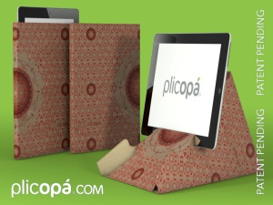 Plicopá with special art by Fabio Montes