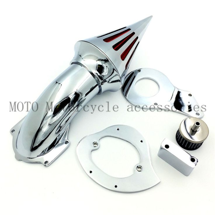 99.89$  Buy here - http://alisel.worldwells.pw/go.php?t=32762080936 - Motorcycle air filter For Honda Shadow 600/ VLX 600 1999&up Air Cleaner Filters performance metal air filters assembly System 99.89$