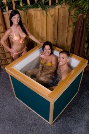 Japanese Style Soaking Tub Diy Version With 4 Inch Foam