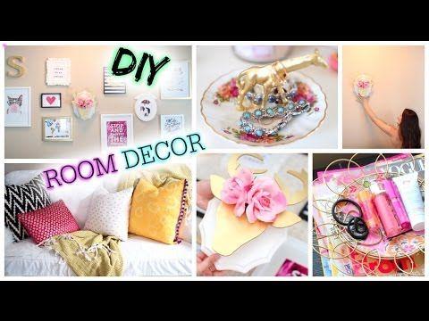 Cloecouture Diy Room Decor