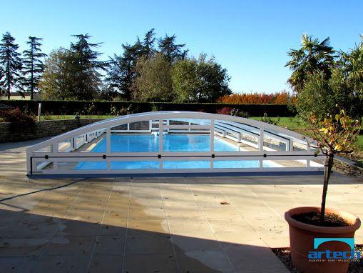 Abri de piscine entre Montauban et Castelsarrasin, Tarn et Garonne 82