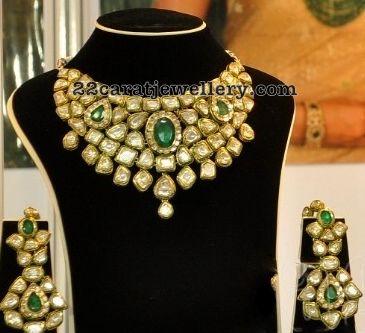 Kundan Necklaces | Jewellery Designs