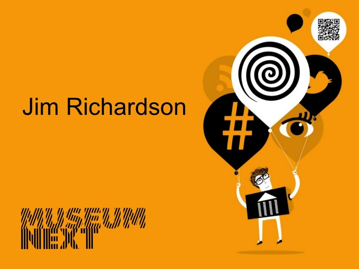 the-museum-of-the-future-is by Jim Richardson via Slideshare