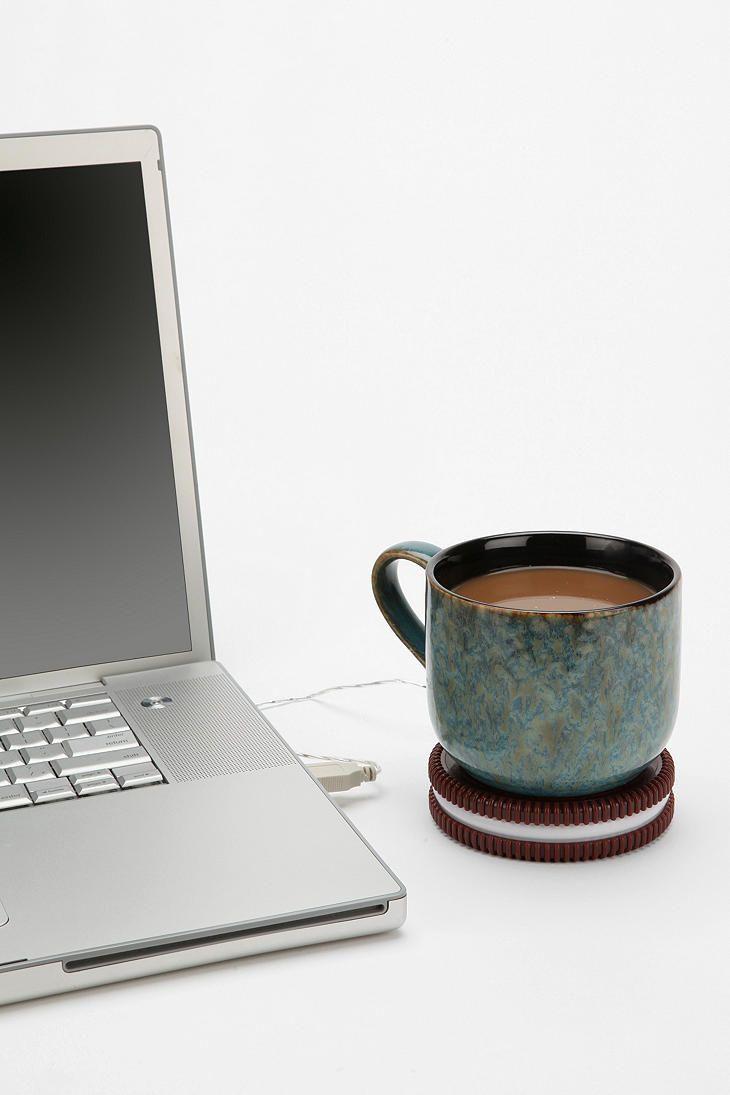 Hot Cookie Usb Mug Warmer Gift Ideas Mug Warmer