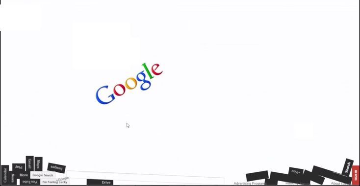Google Gravity I'm Feeling Lucky by TechiStorm https://youtu.be/v7I_mw8uXfI  #TechiStorm #YouTube #Video #Google #Gravity #iam #Feeling #Lucky #underwater #mrdoob #space #sphere #water #fun #game #games #online #mirror #guitar #effects #javaScript #script #elgoog #im #terminal #pacman #snake #bing #wallpaper #ip #location
