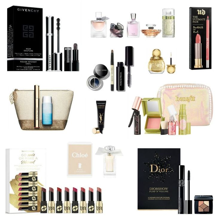 BEAUTY CHRISTMAS GIFTS | £25
