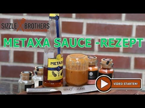 Metaxasauce Rezept - Grill-Rezepte, BBQ & mehr! - SizzleBrothers