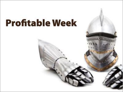 Forex Encyclopedia: Forexcup - Profitable WeeK 04/02/2014-04/09/2014