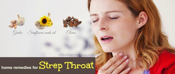 We will introduce to you top 37 natural home remedies for strep throat relief in adults without any side effect.