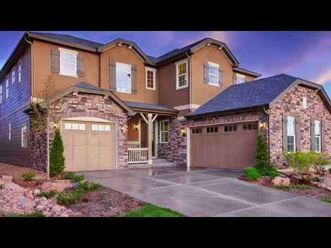 The Daley model home by Richmond American Homes