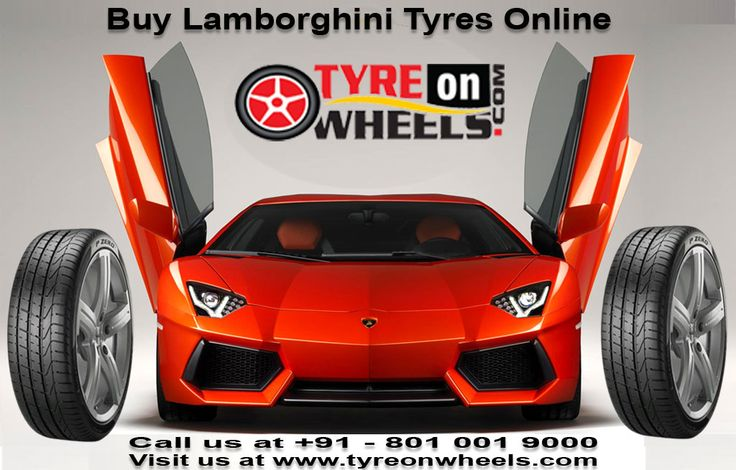 Buy Lamborghini Tyres at Lowest Prices. TyreOnWheels offers a massive range of brands for all Lamborghini vehicles. Buy Tyres Online for your car at best price in India.Buy Pirelli Tyres for your car at best price in India. buy online for Tyres with Mobile Tyre Fiiting and free shipping across India.