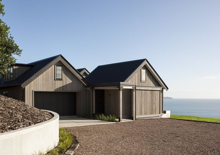 Owhanake headland 2014 christian anderson architects for Anderson architects
