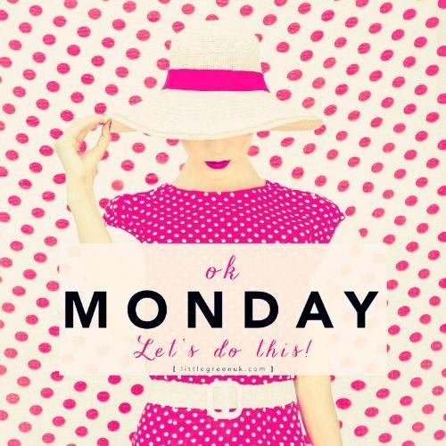 54 best {Motivational Mondays} images on Pinterest ...