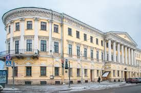 ADAMINI House. Russia. SPb. Restoration of decorative metal produced by PROARTMET. By order of the State Service for the Protection of Monuments.