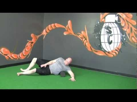 The 2nd step in Move By Design - Dr. Joel takes you through some self myofascial release techniques using the foam roller and lacrosse ball.