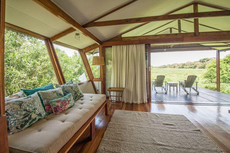 Honeymoon Suite - Day bed