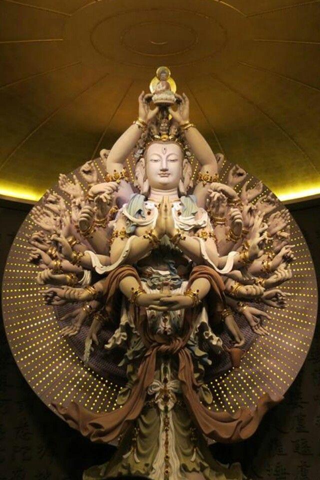 Thousand-armed Thousand-eyed Avalokitesvara Bodhisattva