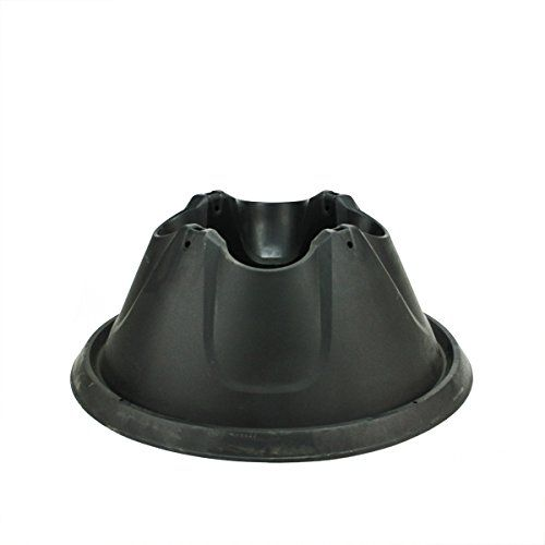 Heavy Duty Black Easy Watering Christmas Tree Stand  For Live Trees Up To 10 * Want additional info? Click on the image.