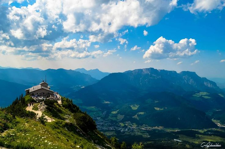 Hitler's Eagle's Nest, the Kehlsteinhaus