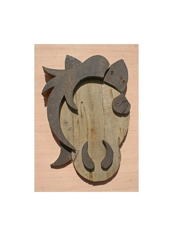 Wall art that combines the rustic, natural pallet wood charm with a more modern version of animals. My children have inspired me to create many animals that are not the literal representations of the animals, but a stylized version. Utilizing old wood from discarded pallets with varying levels of aging, allows for the contrast in texture and colors to define the shapes. Each animal is unique due to the characteristics of the wood from the pallets.  Im have sketched more animal options, so…