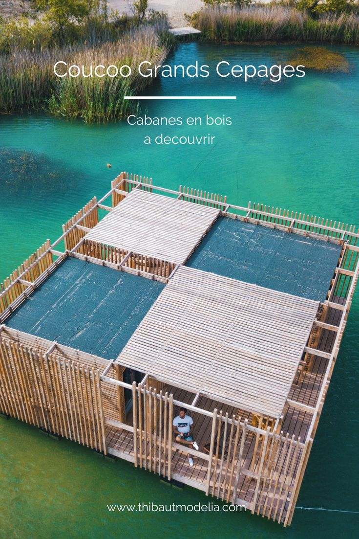 Coucoo Cabanes Grands Cepages Thibaut Modelia Cabane Cabane Bois Hotel