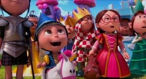 Agnes Birthday Party Despicable Me 2