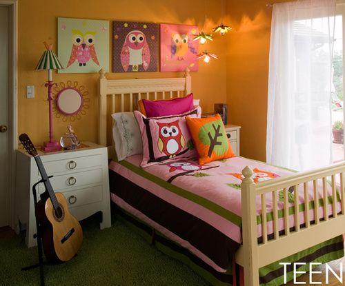 25 Best Ideas About Owl Bedrooms On Pinterest Owl