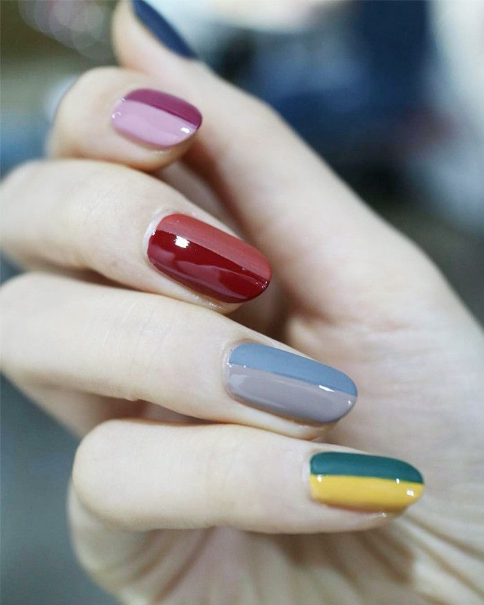 These Korean Nail Trends Are Going to Be Huge in 2017 via @ByrdieBeauty