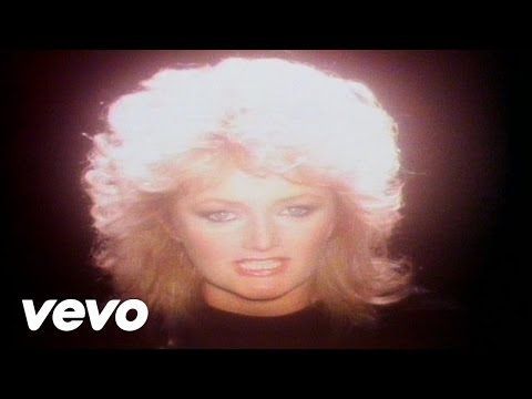 Bonnie Tyler - It's A Heartache (VIDEO) (Best Quality!) - YouTube