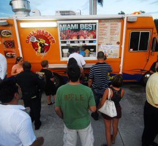Largest Food Trucks | The Biggest Food Truck Roundup Ever : Burger Beast Truck Tracker App ...