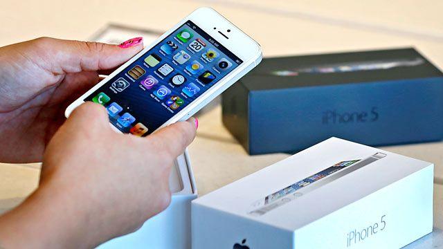 New iPhone Rumors Point to a Fingerprint Reader, Plastic 'iPhone 5C' Model