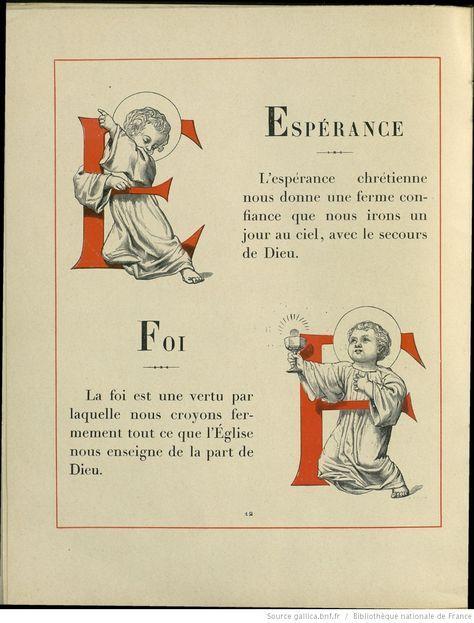 Alphabet de l'Enfant Jésus Éditeur : A. Mame et fils (Tours) 1919