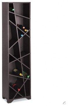 oblique wine rack - contemporary - wine racks - Chiasso