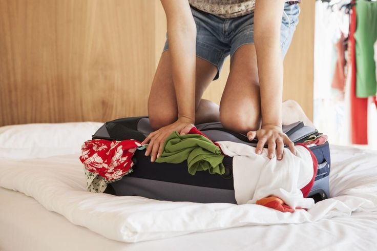 Pack your suitcase like a PRO!