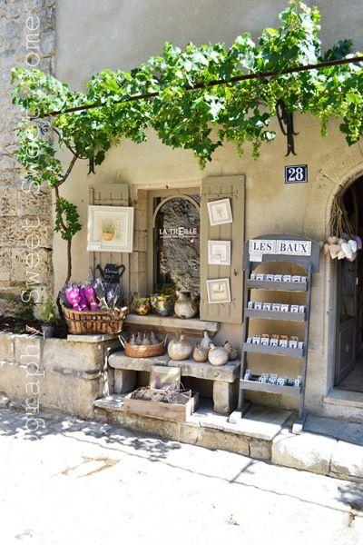 Les Baux-de-Provence , Provence-Alpes-Côte d'Azur