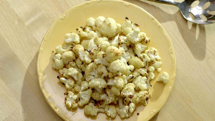Chou-fleur pop-corn