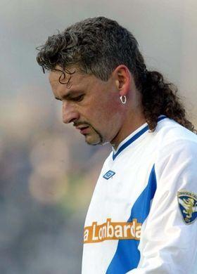 ロベルト・バッジョ(Roberto Baggio)photo