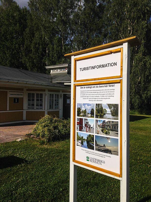 Besöksinformation Lindesberg