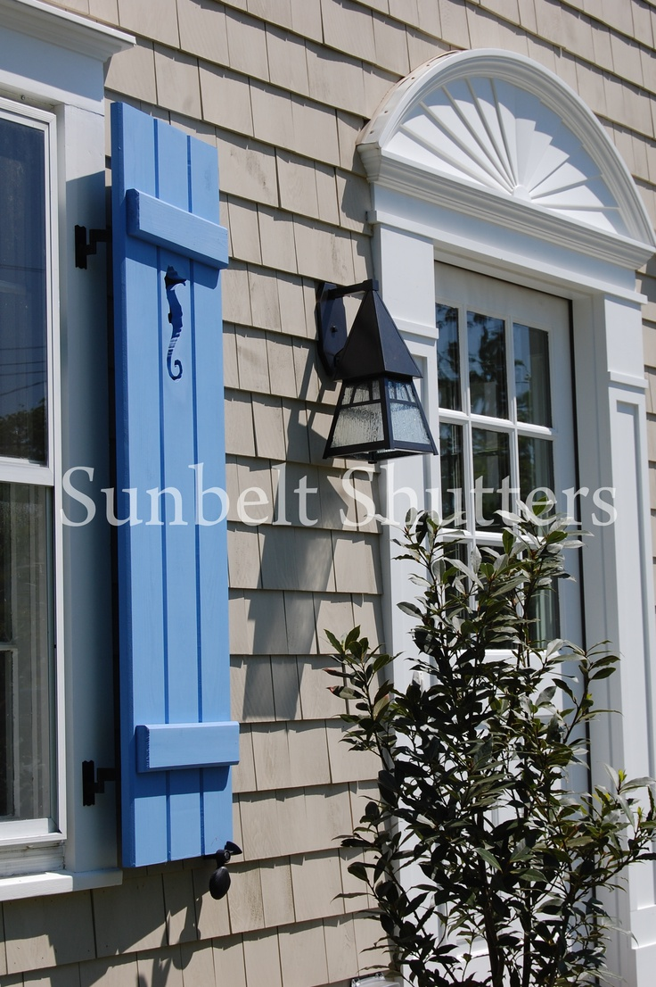 Sunbelt Shutters Cypress Closed Weave Board And Batten
