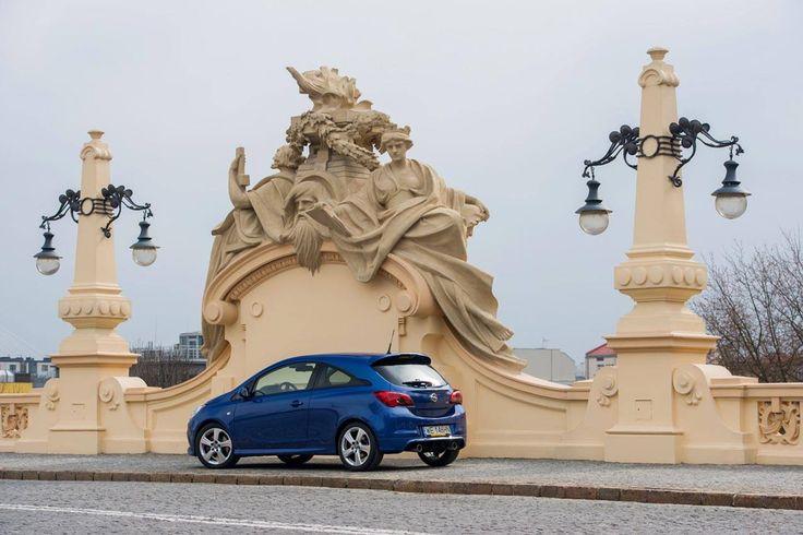 NOWY Opel Corsa OPC - Warszawa Warsaw