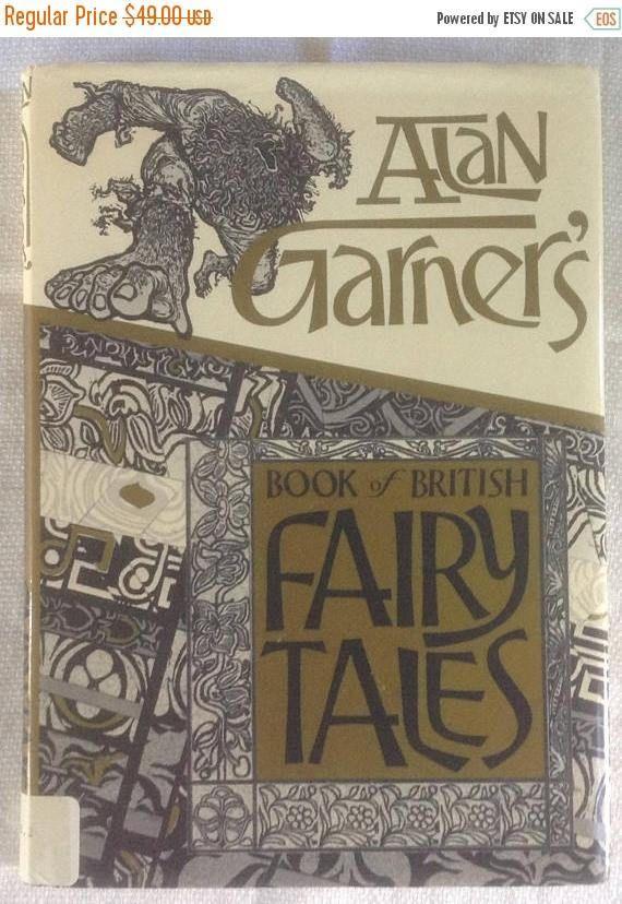 Holiday Sale Book of British Fairy Tales Alan Garner HCDJ