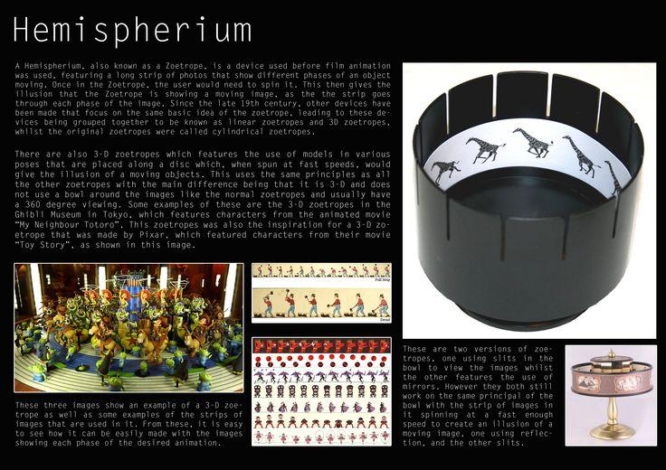 Hemispherium 1  | AS Digital Film Portfolio | Digital film