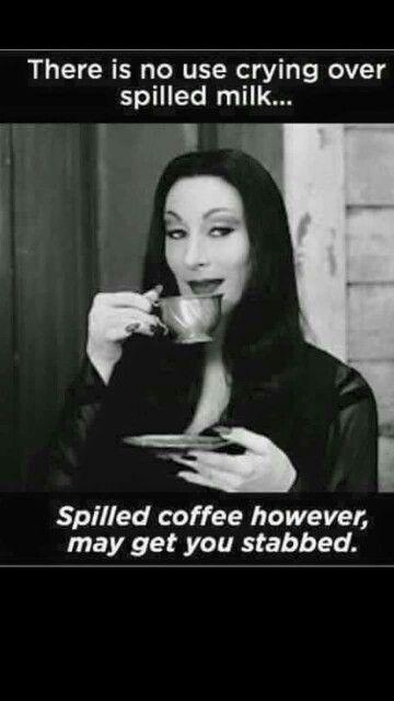 Coffee vs Crack