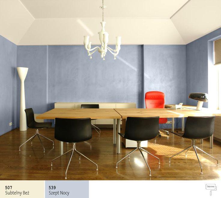 Kolory ścian do biura