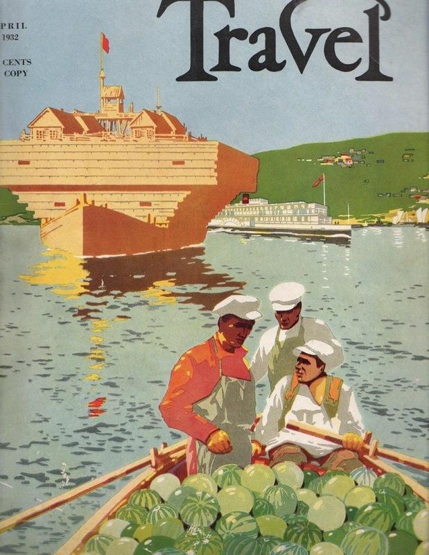 История и современность - Иностранный туризм в Сталинский СССР: шедевры рекламы 2