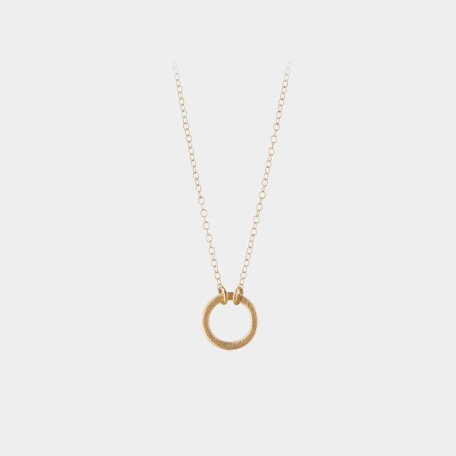 Pernille corydon | Circle Necklace 350kr hos a-Hjort.dk