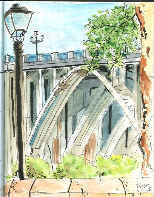 Viaducto, Madrid