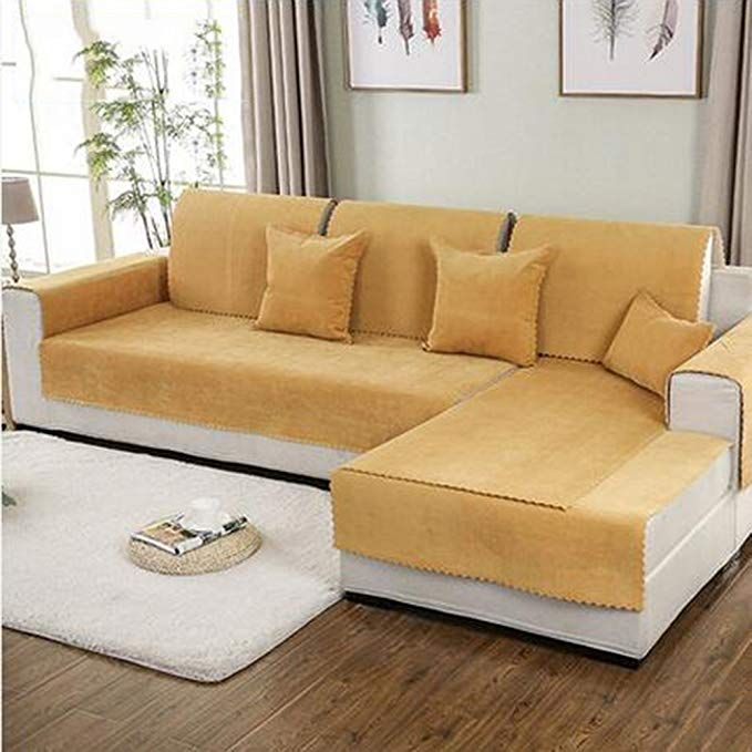 L Zr Waterproof Dog Couch Cover Quilted Sofa Slipcover Pet Couch